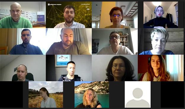 """Участники программы """"МDF: Digital-маркетинг для менеджеров и предпринимателей"""